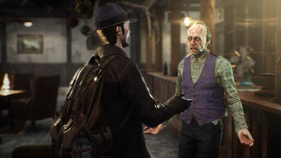 The Sinking City - Limited Day One Edition Screenshot 3