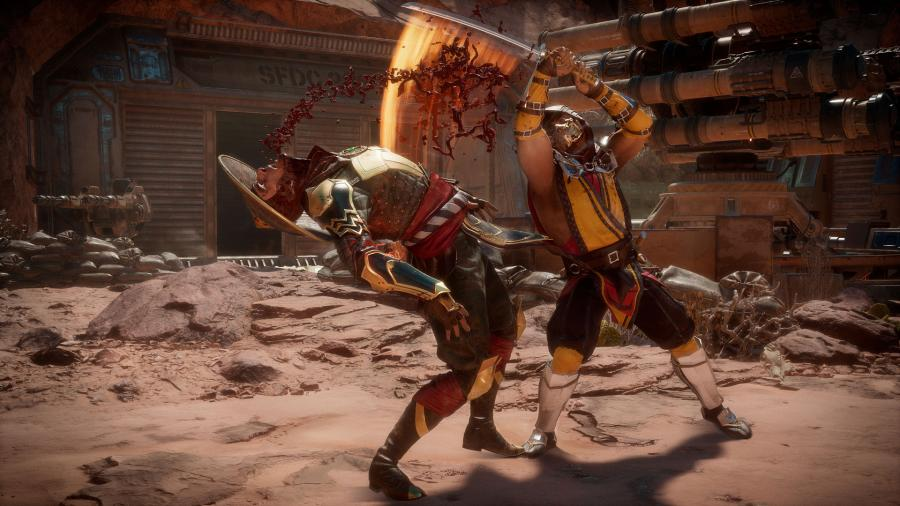 Mortal Kombat 11 Screenshot 2