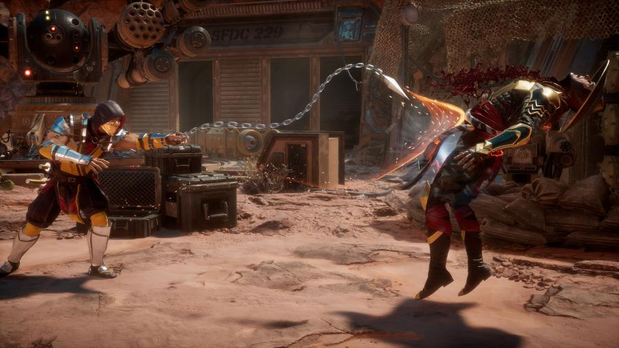 Mortal Kombat 11 Screenshot 6
