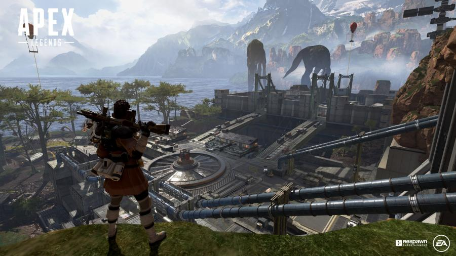 APEX Legends - 4000 Apex Coins (+350 Bonus) - PS4 Download Code [Deutschland] Screenshot 2