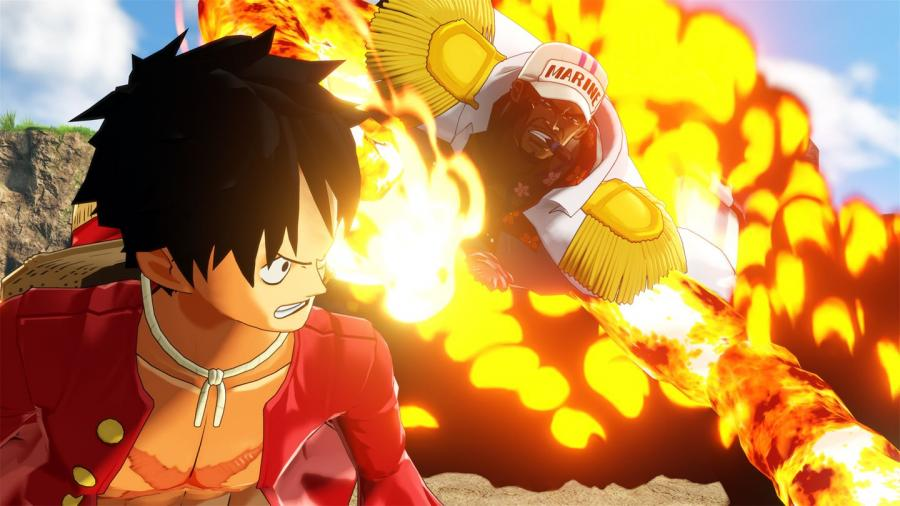 One Piece World Seeker - Deluxe Edition (Xbox One Download Code) Screenshot 5