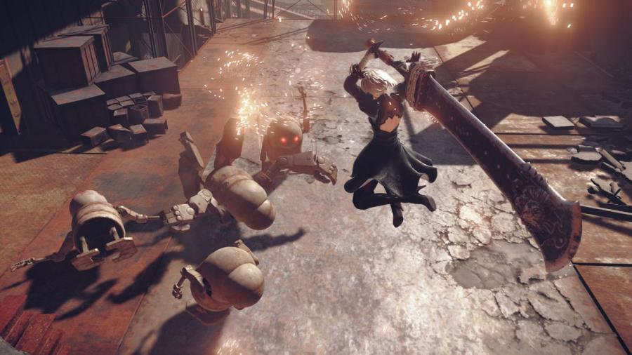 NieR Automata - Game of the YoRHa Edition Screenshot 5
