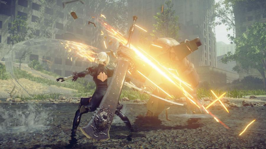 NieR Automata - Game of the YoRHa Edition Screenshot 3
