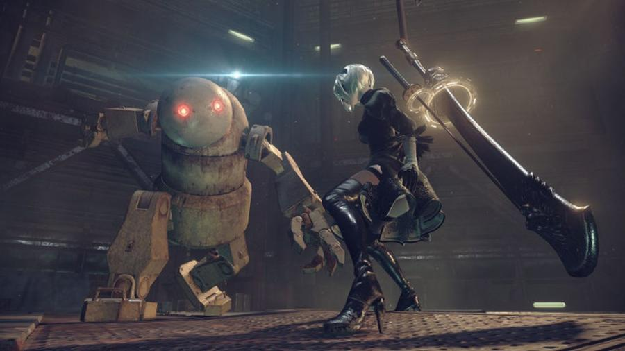NieR Automata - Game of the YoRHa Edition Screenshot 9