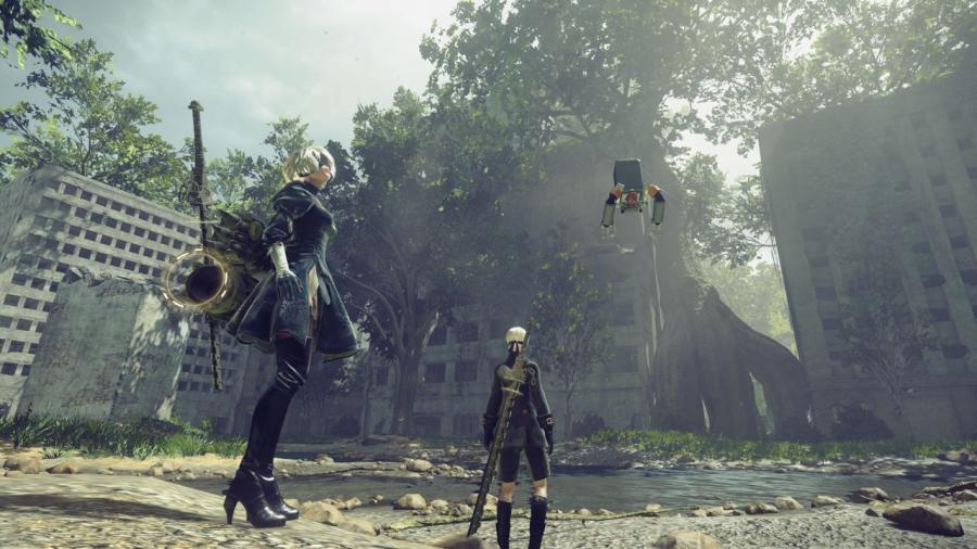 NieR Automata - Game of the YoRHa Edition Screenshot 6