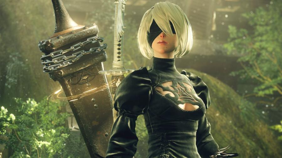 NieR Automata - Game of the YoRHa Edition Screenshot 2