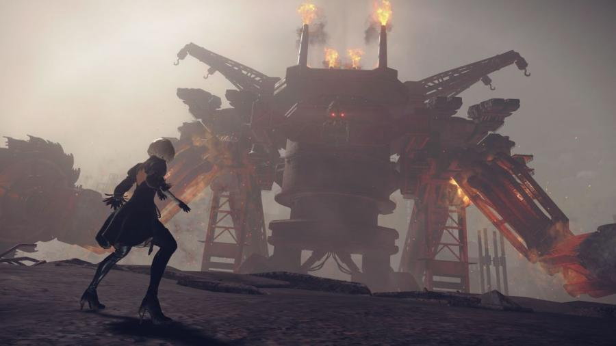 NieR Automata - Game of the YoRHa Edition Screenshot 7