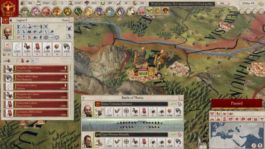 Imperator Rome - Deluxe Edition Screenshot 9