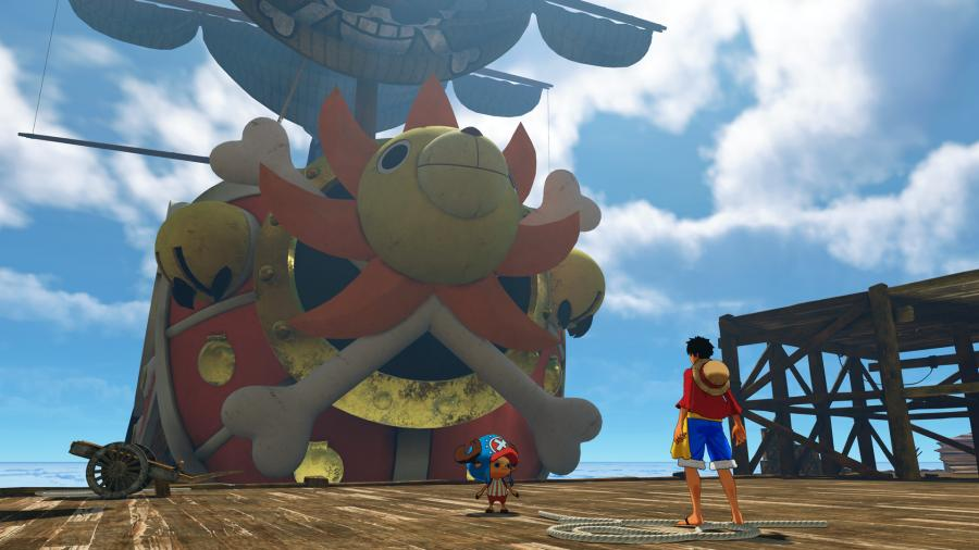 One Piece World Seeker - Deluxe Edition Screenshot 5