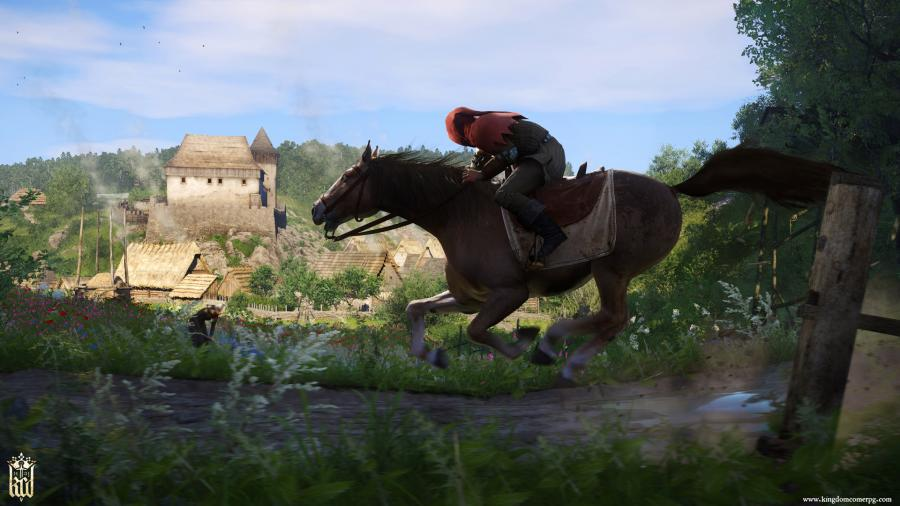 Kingdom Come Deliverance - Game of the Year Edition Screenshot 5