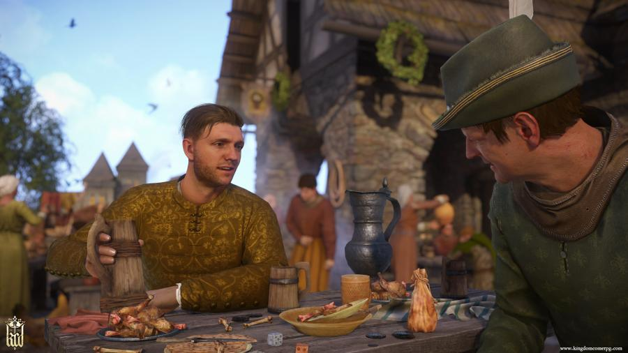 Kingdom Come Deliverance - Game of the Year Edition Screenshot 7