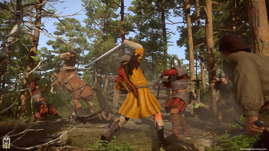 Kingdom Come Deliverance - Game of the Year Edition Screenshot 8