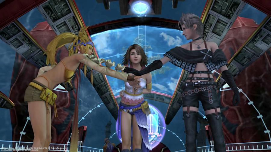 Final Fantasy X/X-2 HD Remaster - Xbox One Download Code Screenshot 3