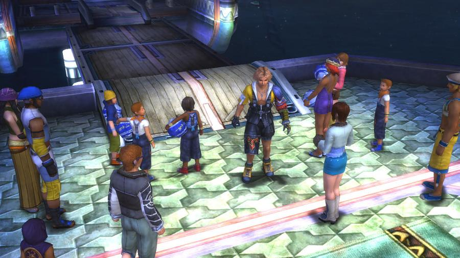 Final Fantasy X/X-2 HD Remaster - Xbox One Download Code Screenshot 2