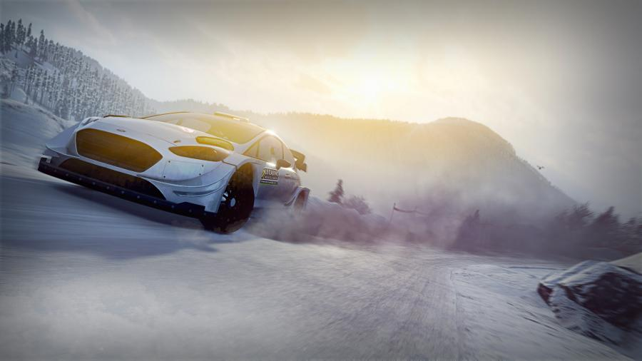 WRC 8 - FIA World Rally Championship Screenshot 3