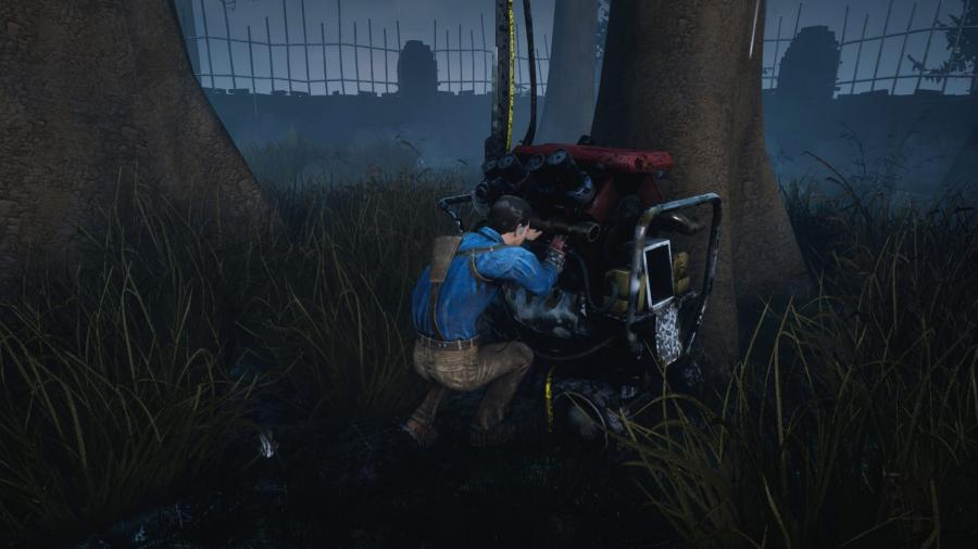 Dead By Daylight - Ash vs Evil Dead (DLC) Screenshot 5
