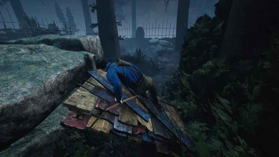 Dead By Daylight - Ash vs Evil Dead (DLC) Screenshot 3