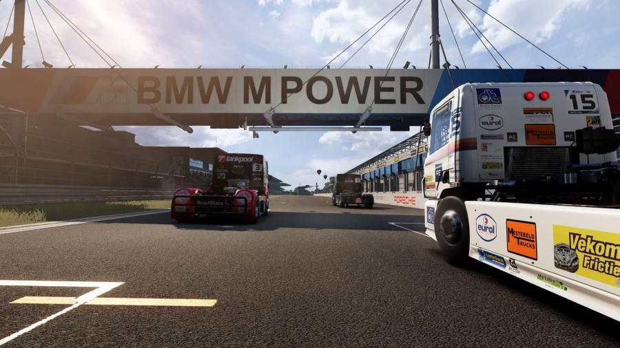 FIA European Truck Racing Championship Screenshot 3