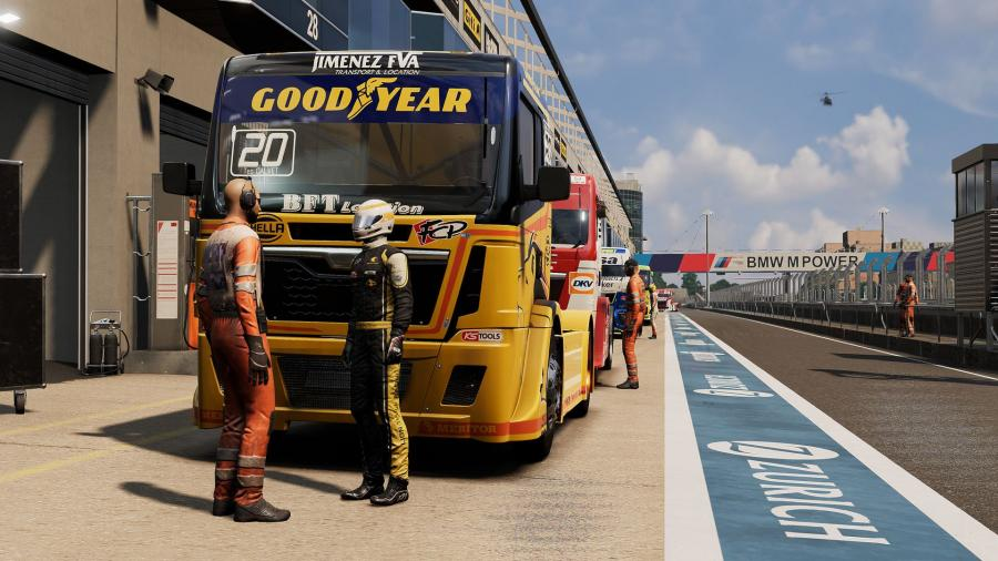 FIA European Truck Racing Championship Screenshot 6