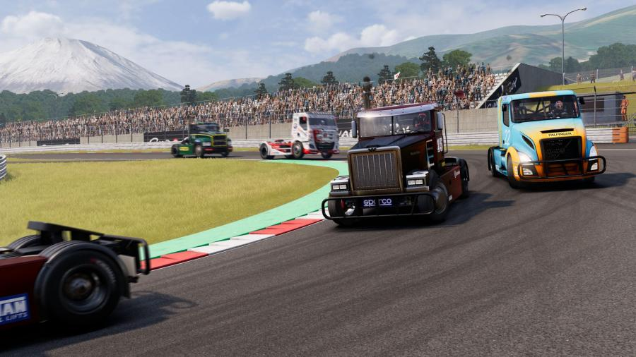 FIA European Truck Racing Championship Screenshot 5