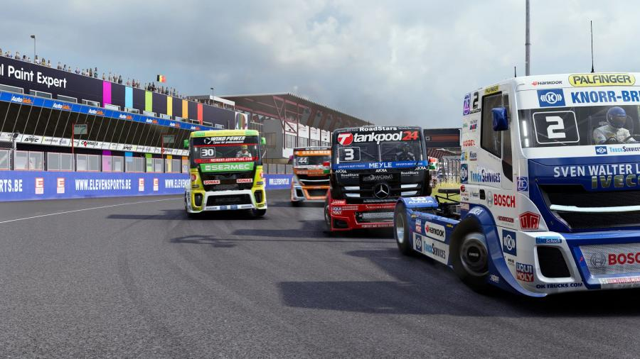 FIA European Truck Racing Championship Screenshot 4