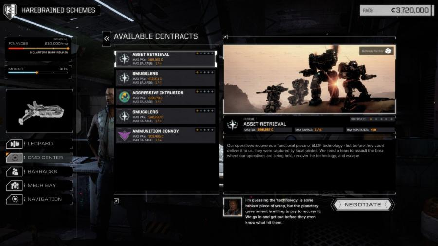 Battletech - Mercenary Collection Screenshot 7