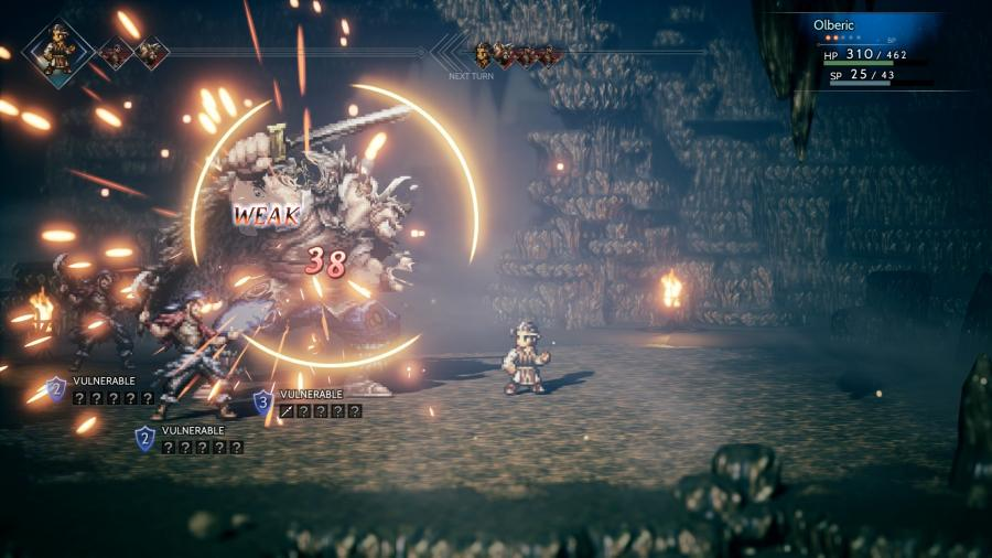 Octopath Traveler Screenshot 4