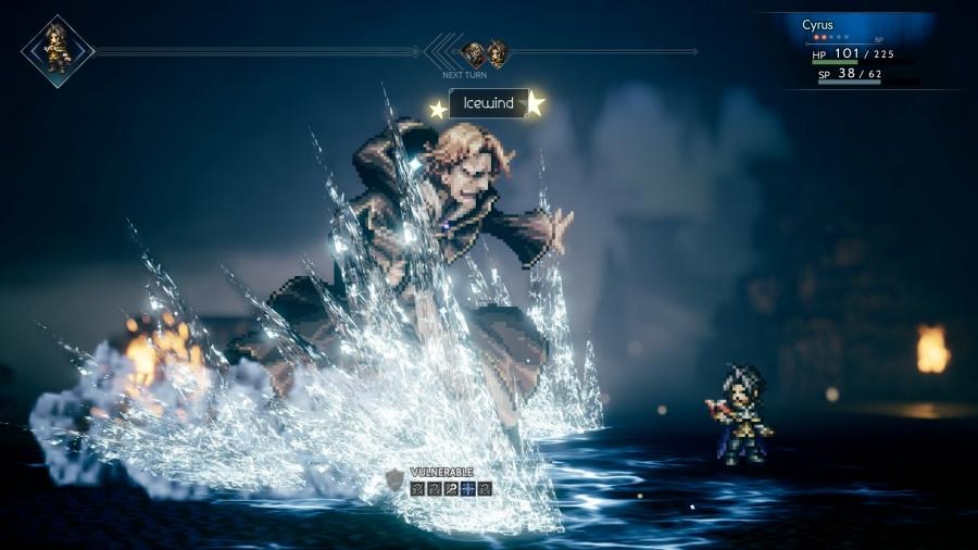 Octopath Traveler Screenshot 8