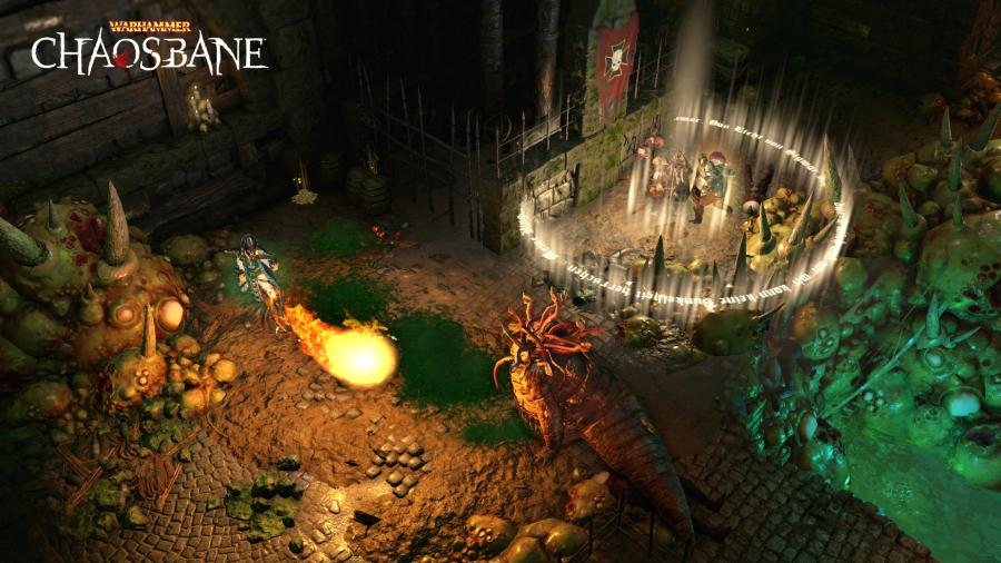 Warhammer Chaosbane - Deluxe Edition Screenshot 6