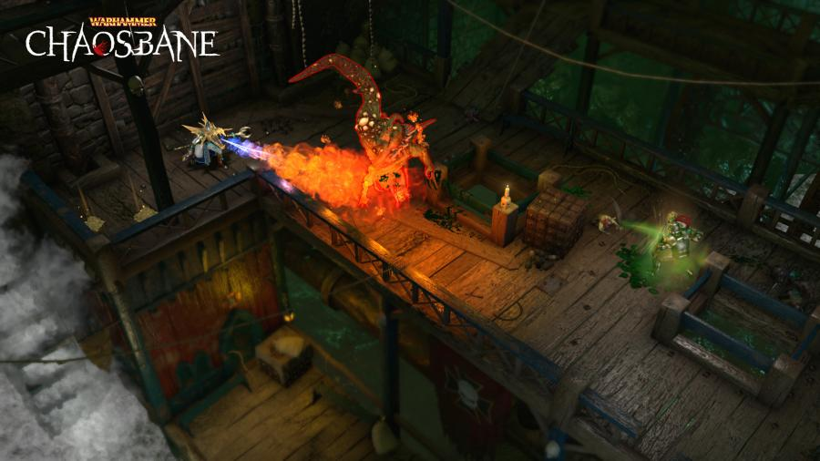 Warhammer Chaosbane - Deluxe Edition Screenshot 5