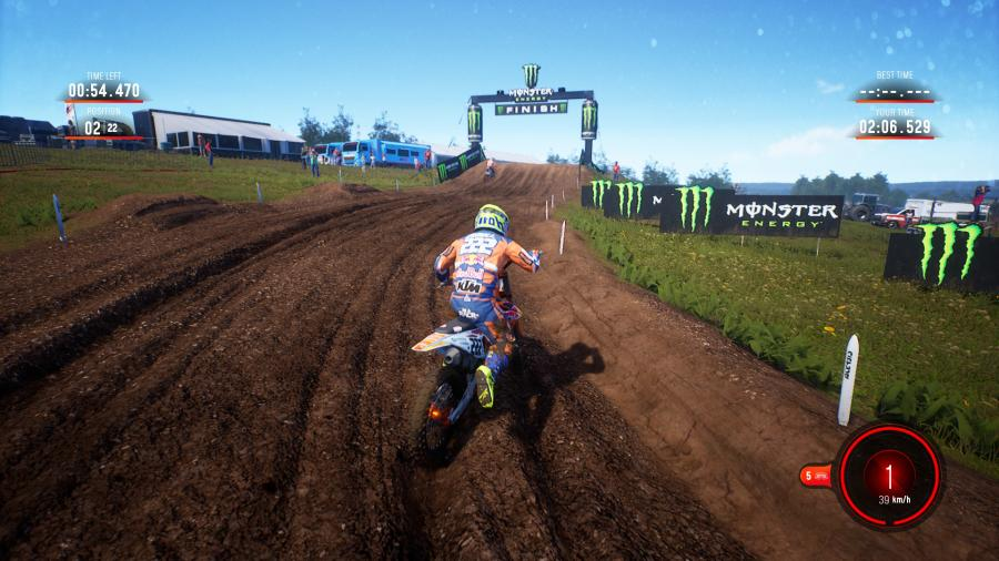 MXGP 2019 - The Official Motocross Videogame Screenshot 5