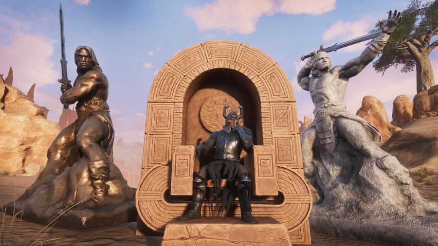 Conan Exiles - The Riddle of Steel (DLC) Screenshot 2