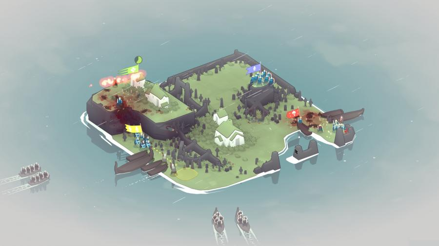Bad North - Deluxe Edition Screenshot 5