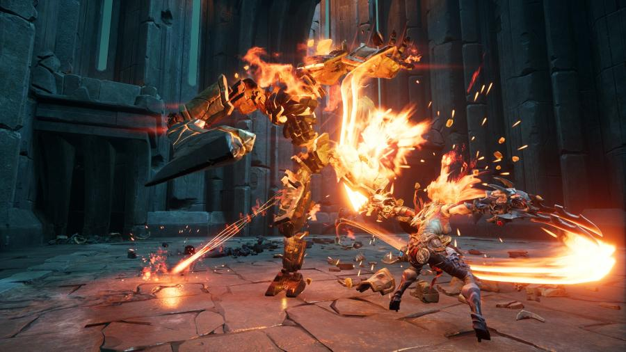 Darksiders 3 - Keepers of the Void (DLC) Screenshot 7