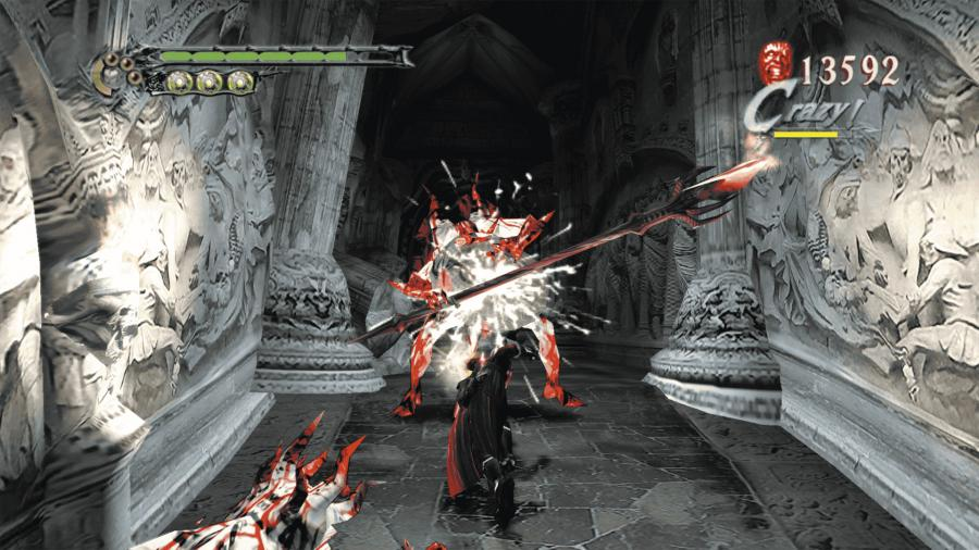 Devil May Cry HD Collection Screenshot 9
