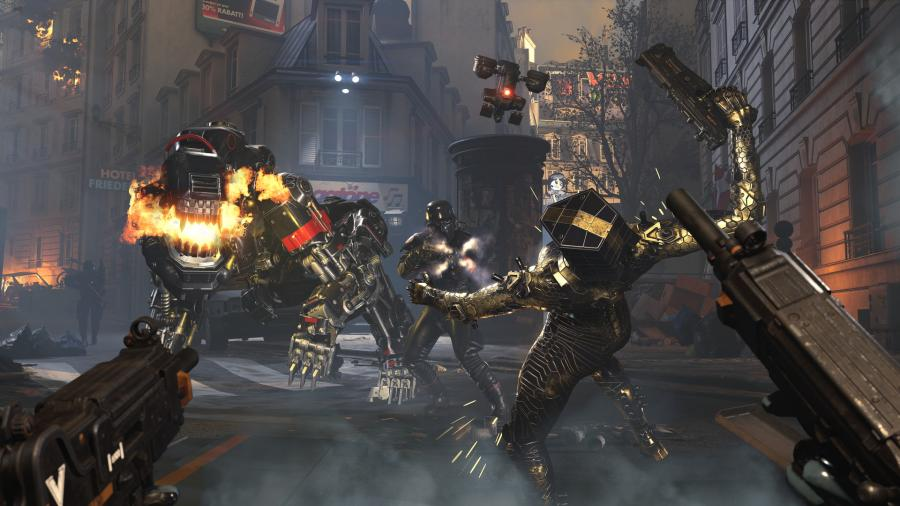 Wolfenstein Youngblood (Uncut) Screenshot 3