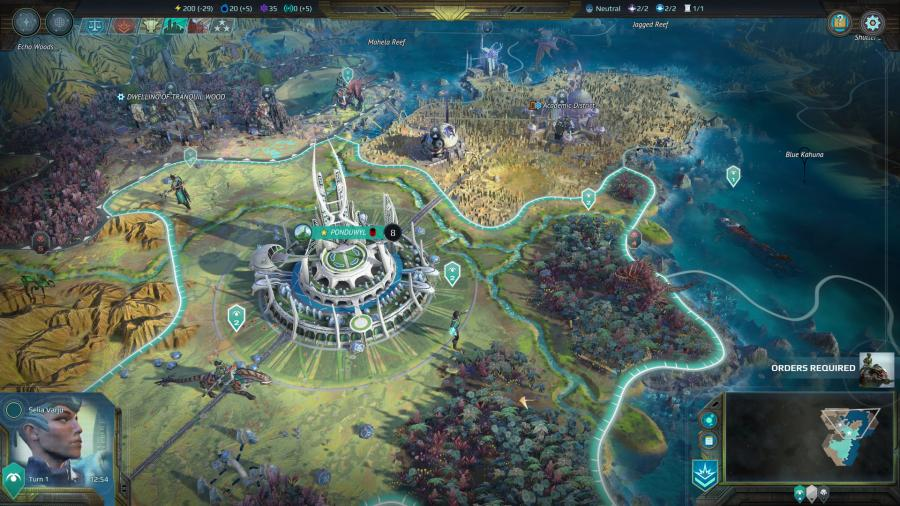 Age of Wonders Planetfall - Deluxe Edition Screenshot 3