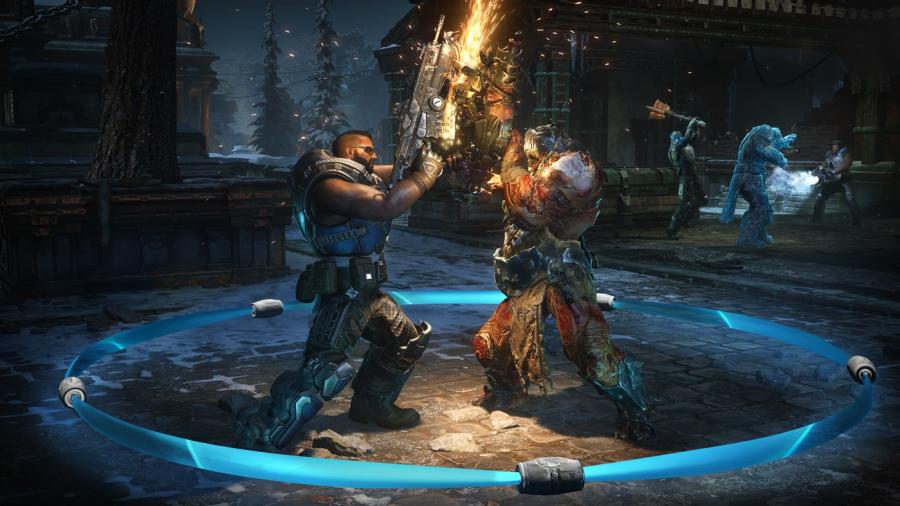 Gears 5 - Xbox One Download Code Screenshot 4