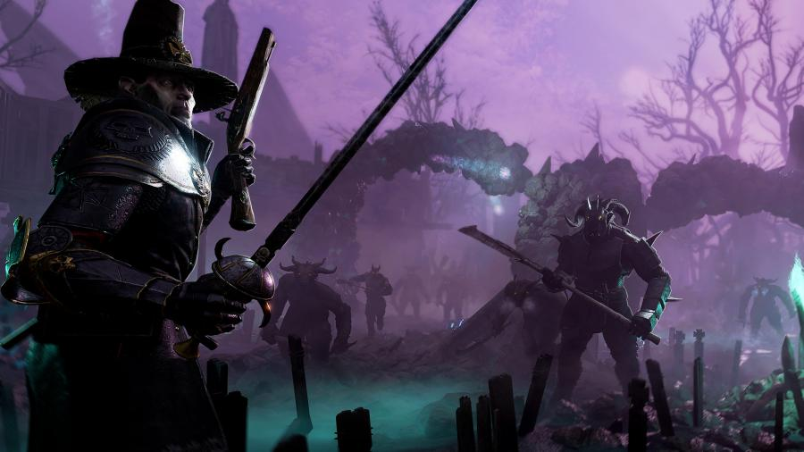 Warhammer Vermintide 2 - Winds of Magic (DLC) Screenshot 6