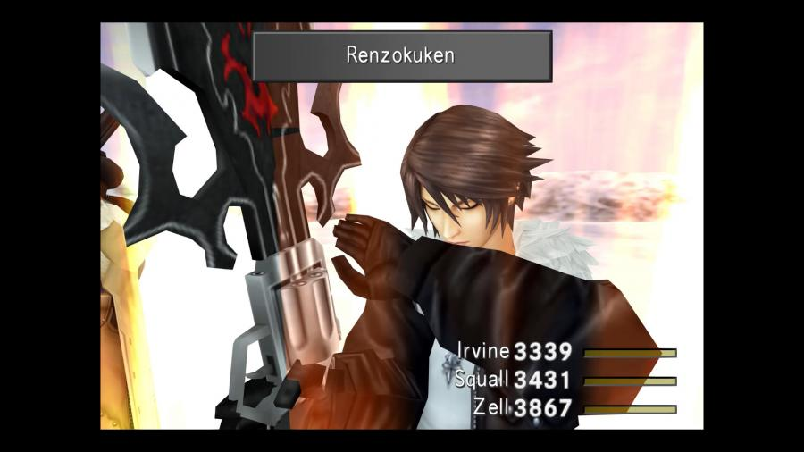 Final Fantasy VIII Remastered Screenshot 2