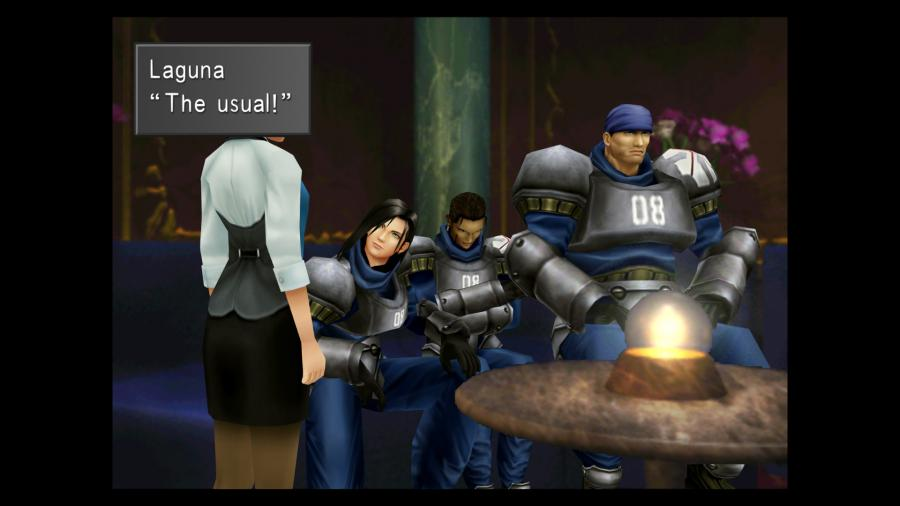 Final Fantasy VIII Remastered Screenshot 7