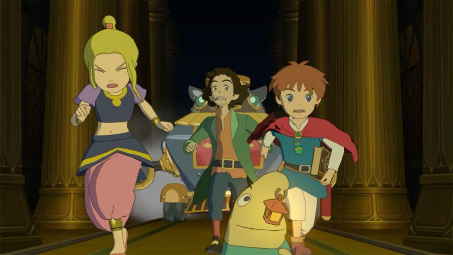 Ni No Kuni - Wrath of the White Witch Remastered Screenshot 6