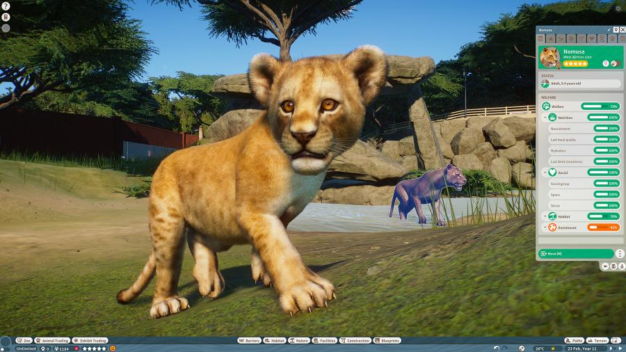 Planet Zoo Screenshot 8