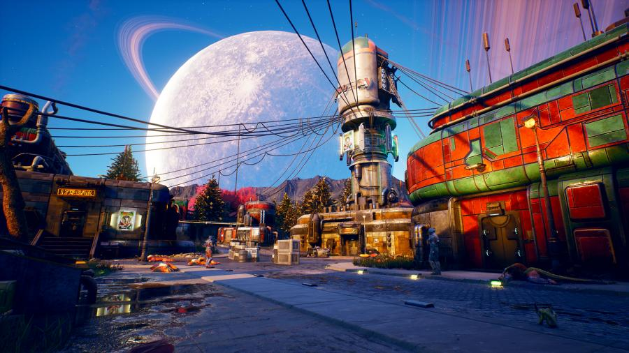 The Outer Worlds - Epic Games Store Key Screenshot 8
