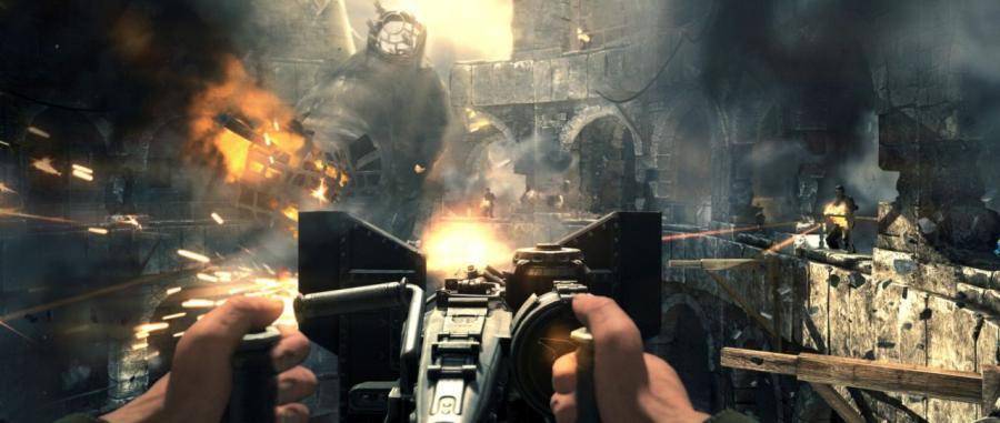 Wolfenstein The New Order + The Old Blood Bundle - DE/AT Key Screenshot 2