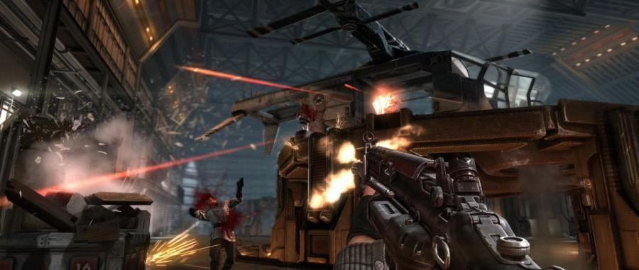 Wolfenstein The New Order + The Old Blood Bundle - DE/AT Key Screenshot 3