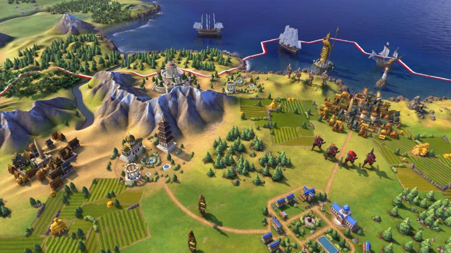 Civilization VI - Platinum Edition (EU Key) Screenshot 3
