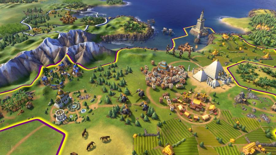 Civilization VI - Platinum Edition (EU Key) Screenshot 2