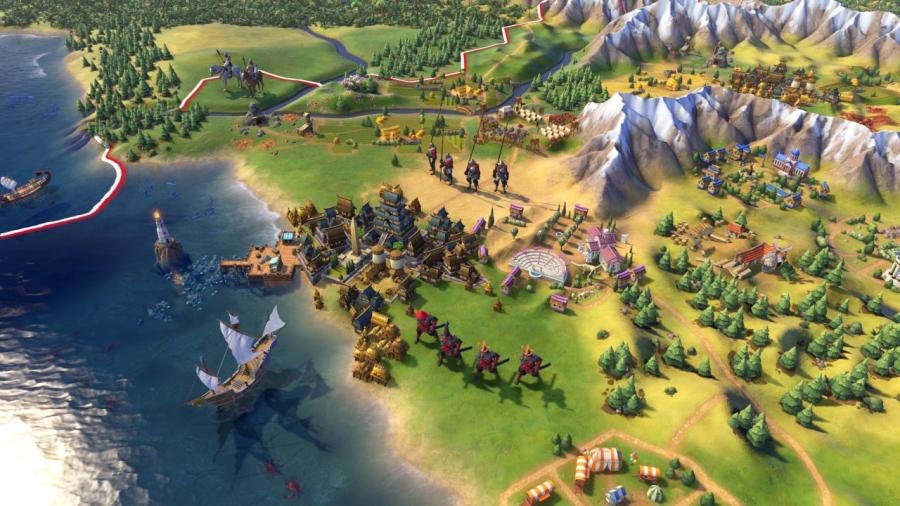 Civilization VI - Platinum Edition (EU Key) Screenshot 4