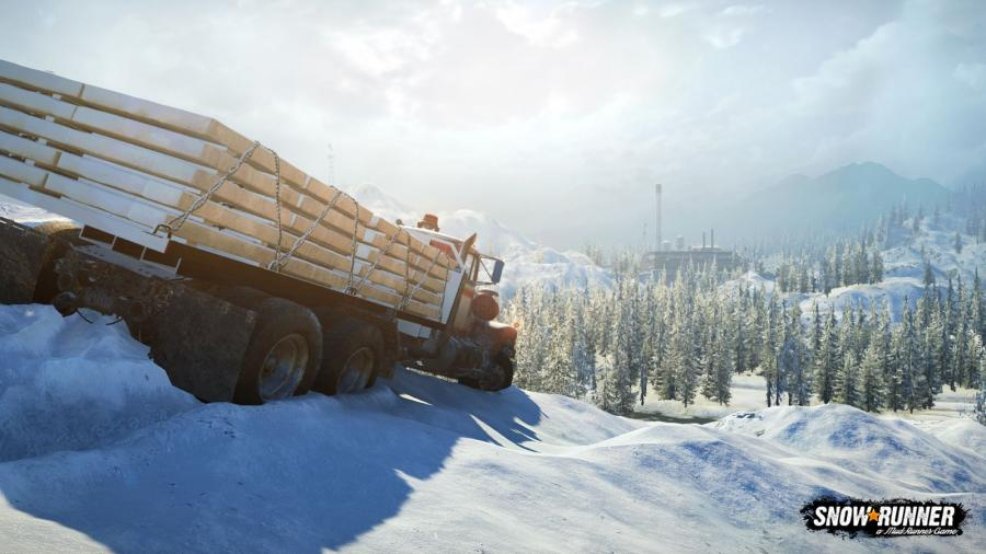 SnowRunner - Epic Games Store Key Screenshot 3
